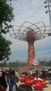 Lebensbaum EXPO 2015